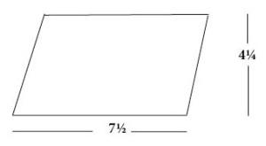 qparallelogram